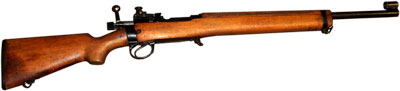 No 8 .22 rifle